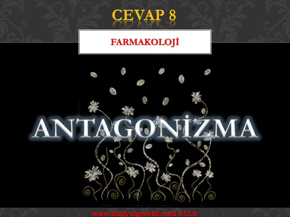 www.dortyolgnmtal.meb.k12.tr FARMAKOLOJİ