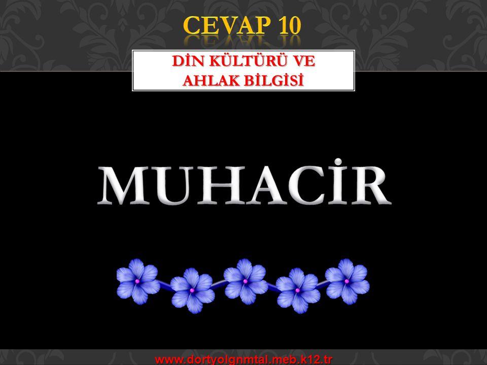 BİYOLOJİ www.dortyolgnmtal.meb.k12.tr