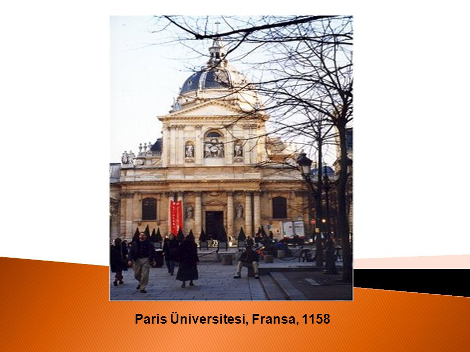 Oxford Üniversitesi, İngiltere, 1190