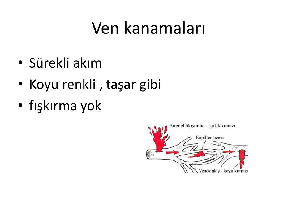 Hastane öncesi bakım Hasta ve yaralının durumu değerlendirilir.