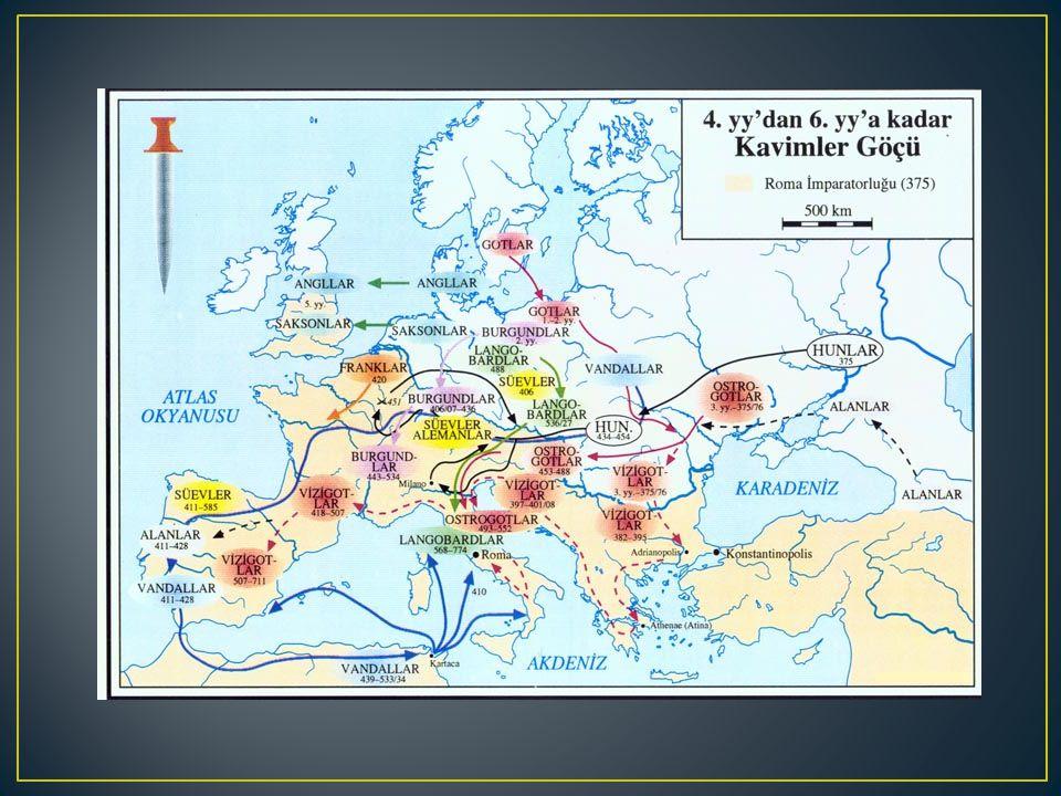 Rua nın ölümü üzerine Attila ve Bleda, Hun İ mparatorlu ğ u nun başına geçmiştir.