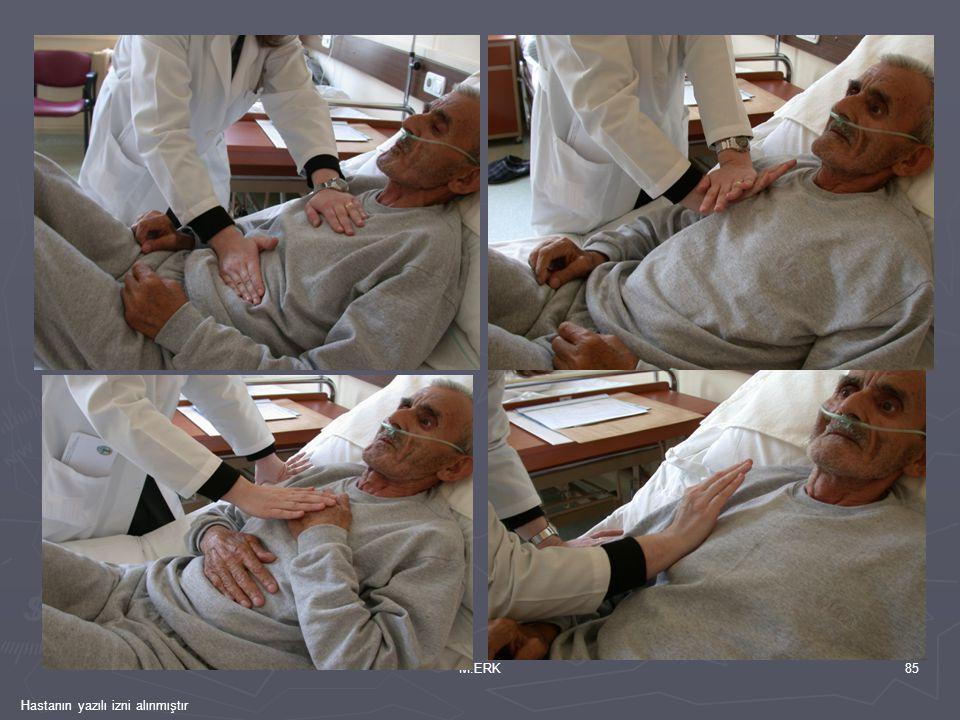 M.ERK85 Hastanın yazılı izni alınmıştır