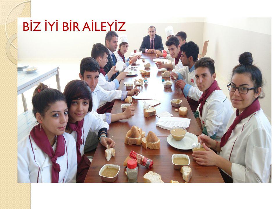 GELECE Ğİ N ŞEFLER İ