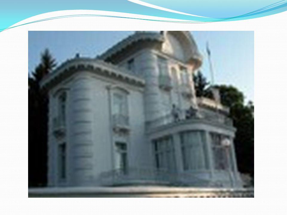 Atatürk, 15-17 Eylül 1924 tarihlerinde Trabzon'u ilk kez onurlandırdı ğ ında bu gün Trabzon Müzesi olarak düzenlenen konakta a ğ ırlanmı ş tır.