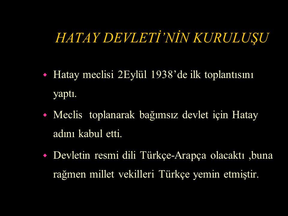 1938 SEÇİMLERİ VE SONUÇLARI