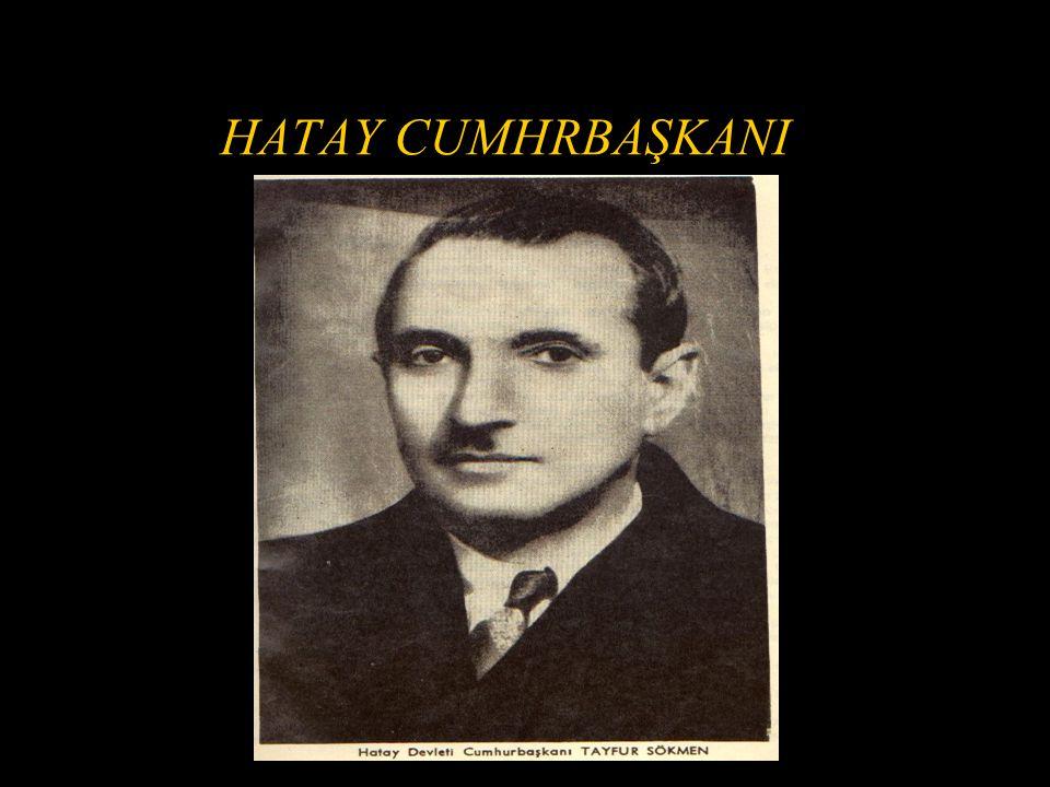 HATAY MİLLİ MARŞI w 7 Eylülde Suphi Bereket mecliste Hatay Türklerinin milli marşlarının olması gerektiğini belirtmiştir.