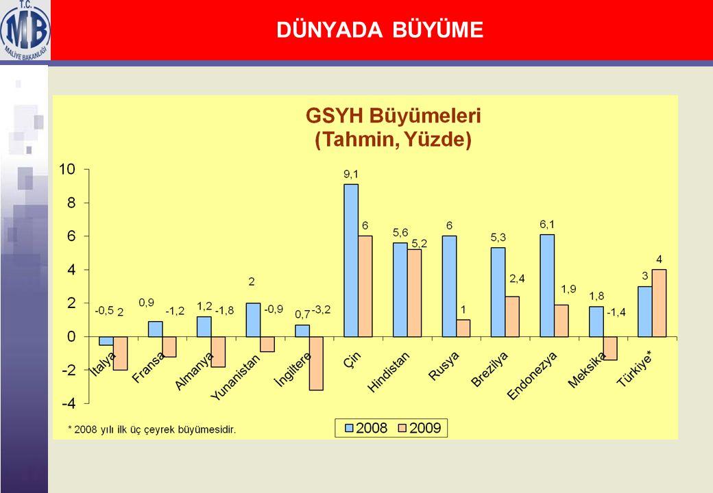 Merkezi Yönetim Bütçe Performansı (2002-2008)