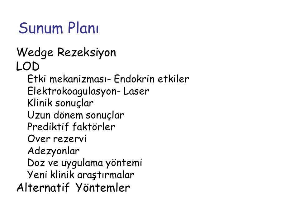 Wedge Rezeksiyon Stein IF & Leventhal ML.
