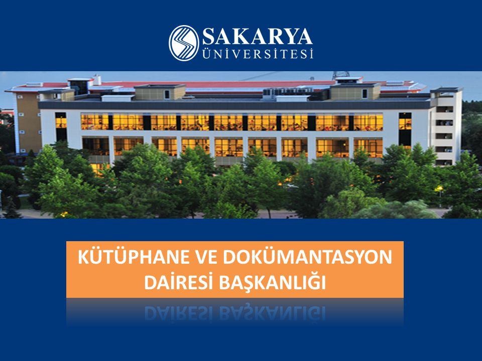 www.kutuphane.sakarya.edu.tr SUNU PLANI  Mendeley nedir.