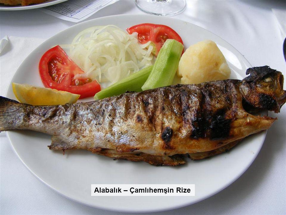 Erzurum'da Cağ Kebabından, Trabzon'da Akçaabat Köftesine Bozcaada'da Lipsos Buğulamadan, Konya'da Saç Böreğine Hamsiköy Sütlacından, Amasra'da Barbun Tavaya
