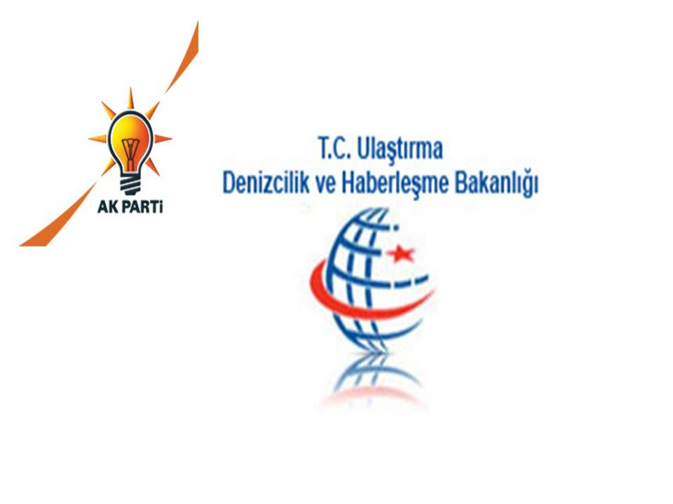 Karayolu Yatırımları Ulaştırma Bakanlığımızca son 12 yılda Eskişehir'e 3,2 Milyar Liralık Yatırım yapıldı.