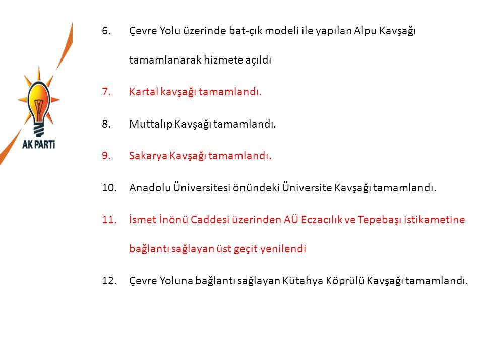 42.Eskişehir Vergi Dairesi Başkanlığı Hizmet Binası ve Misafirhanesi ile Altyapı ve Çevre Düzenlemeleri tamamlandı.