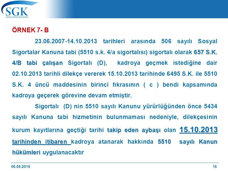 06.05.201516 ÖRNEK 7- B 657 S.K.