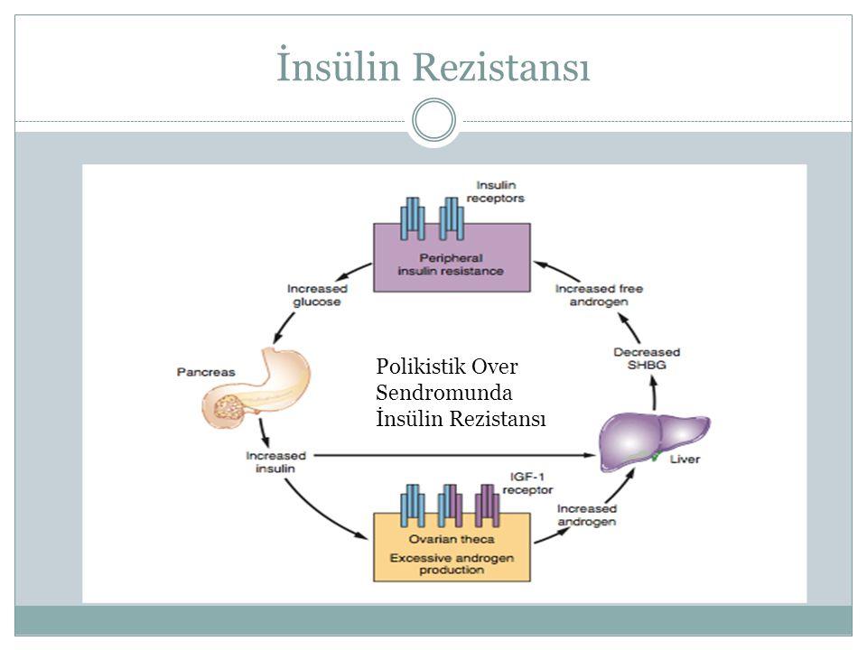 İnsulin – Moleküler Defektler Reseptör bağlanma ve fosforilasyon defekti maksimum etkisinin %50 ' sini gösterdiği andaki konsantrasyonu (ED50) Post - reseptör defekti GLUT 4 transportu