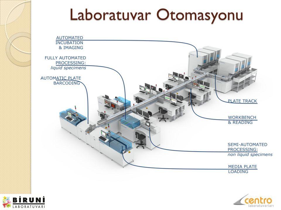 Laboratuvar Otomasyonu