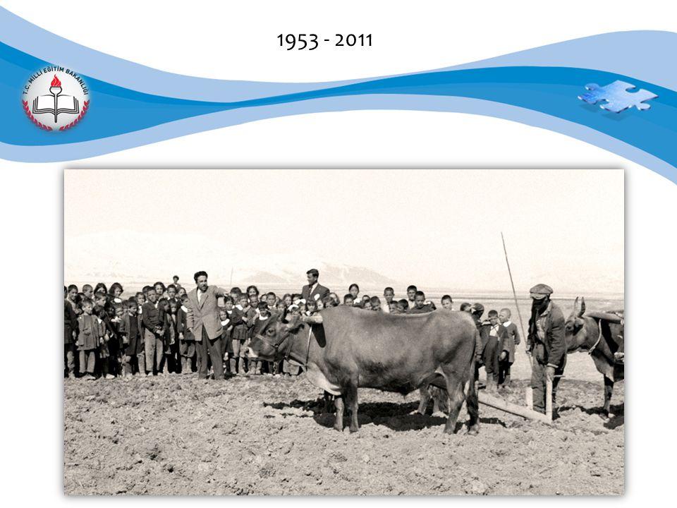 1953 - 2011