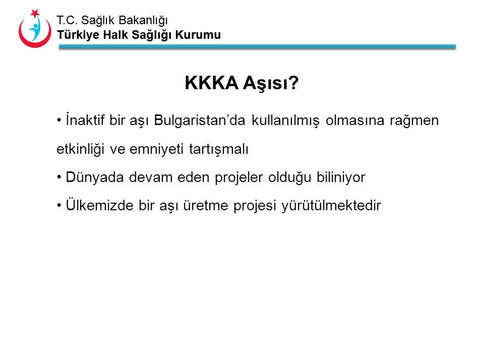 T.C. Sağlık Bakanlığı Türkiye Halk Sağlığı Kurumu T.C. Sağlık Bakanlığı Türkiye Halk Sağlığı Kurumu İnaktif bir aşı Bulgaristan'da kullanılmış olmasın