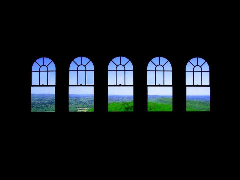 Hapishane ve zindanların da penceresi vardır… Fakat buralardan çok az ışık girer ve pencereler nadiren gökyüzüne doğrudur…