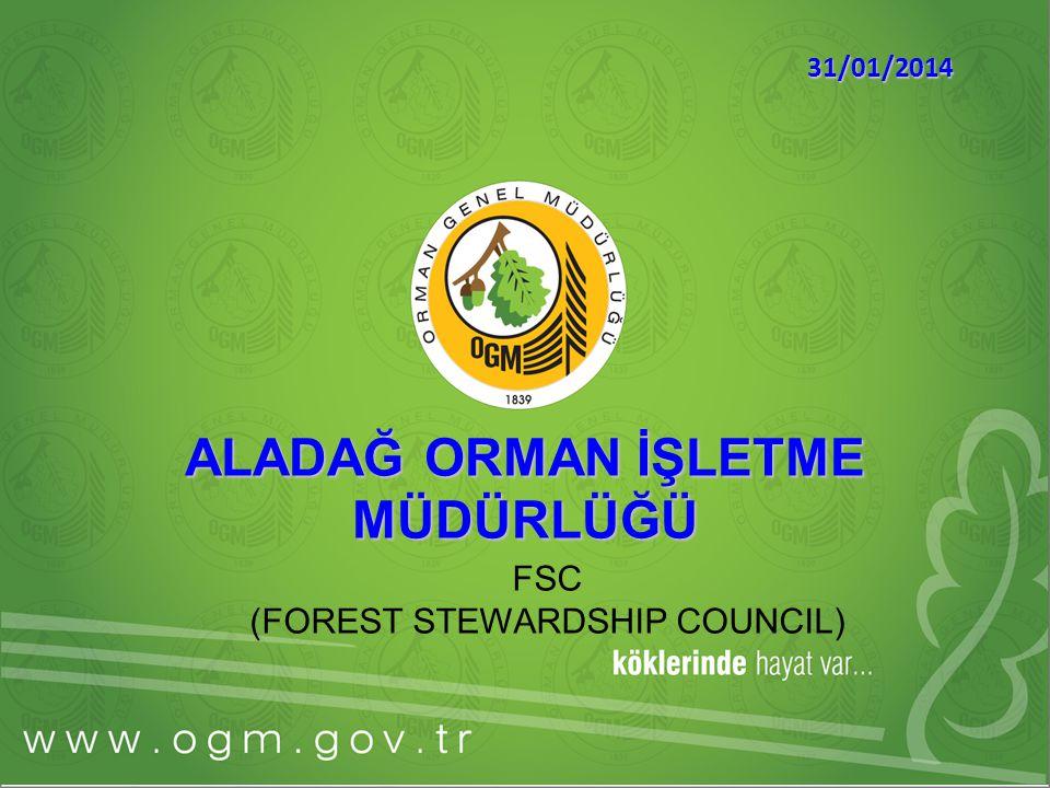 KURULUŞ VE TARİHÇE Aladağ Orman İşletme Müdürlüğü 14.04.1961 tarihinde kurulmuştur.