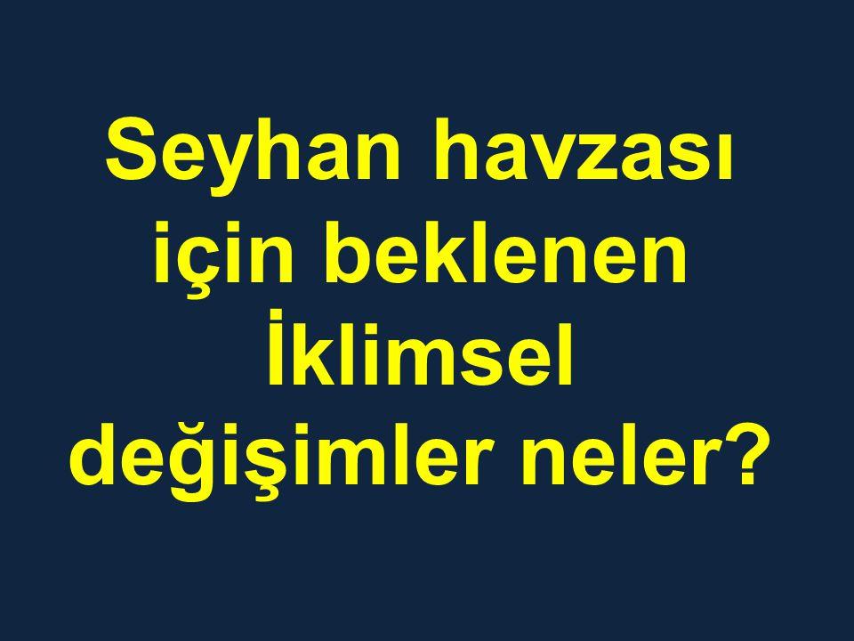 OcakŞub.MartNisanMayısHaziranTem.Ağust.EylülEkimKasımAralık 26.5 25.0 32.0 37.5 40.6 41.344.043.843.239.433.330.8 197119792008 19902002197819981994 19922010 1971-2011 yılları arasında Adana'da ölçülen en yüksek günlük sıcaklıklar