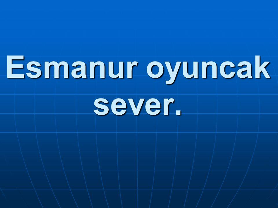 Ahmet Yavuz şeker aldı.