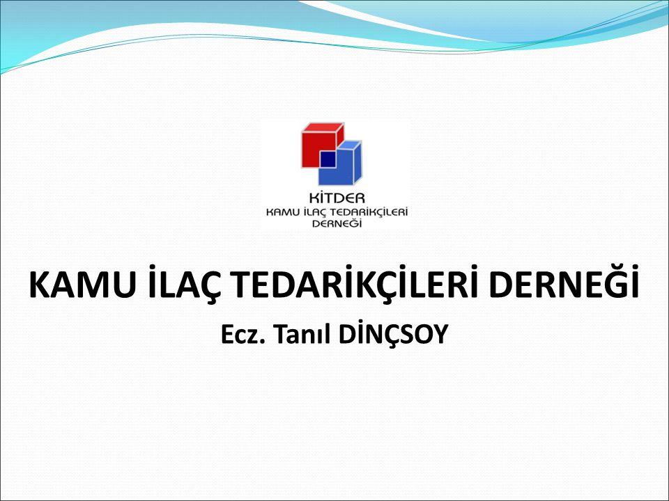 SONUÇ: OECD verilerine göre Türkiye sağlık harcamalarında, ilaç tüketiminde ve ilaç çeşidinde geri sıralardadır.