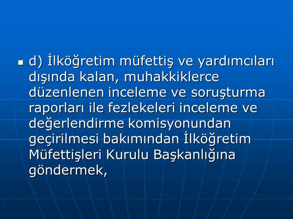 Kültür Bölümü Madde 11- Kültür Bölümünün Görevleri Şunlardır: Madde 11- Kültür Bölümünün Görevleri Şunlardır: a) Türk dili, Türk tarihi, Türk kültürü ve güzel sanatlar alanlarında yurt içi ve yurt dışında yapılan çalışmalardan Bakanlıkça programa bağlananların yürütülmesini sağlamak, eğitim kurumlarında Türkçe nin doğru ve düzgün konuşulması ve yazılması için çeşitli etkinlikler düzenlemek, okul gazetesi çıkarılmasını teşvik etmek ve bu amaçla danışmanlık hizmetlerini yürütmek, a) Türk dili, Türk tarihi, Türk kültürü ve güzel sanatlar alanlarında yurt içi ve yurt dışında yapılan çalışmalardan Bakanlıkça programa bağlananların yürütülmesini sağlamak, eğitim kurumlarında Türkçe nin doğru ve düzgün konuşulması ve yazılması için çeşitli etkinlikler düzenlemek, okul gazetesi çıkarılmasını teşvik etmek ve bu amaçla danışmanlık hizmetlerini yürütmek,