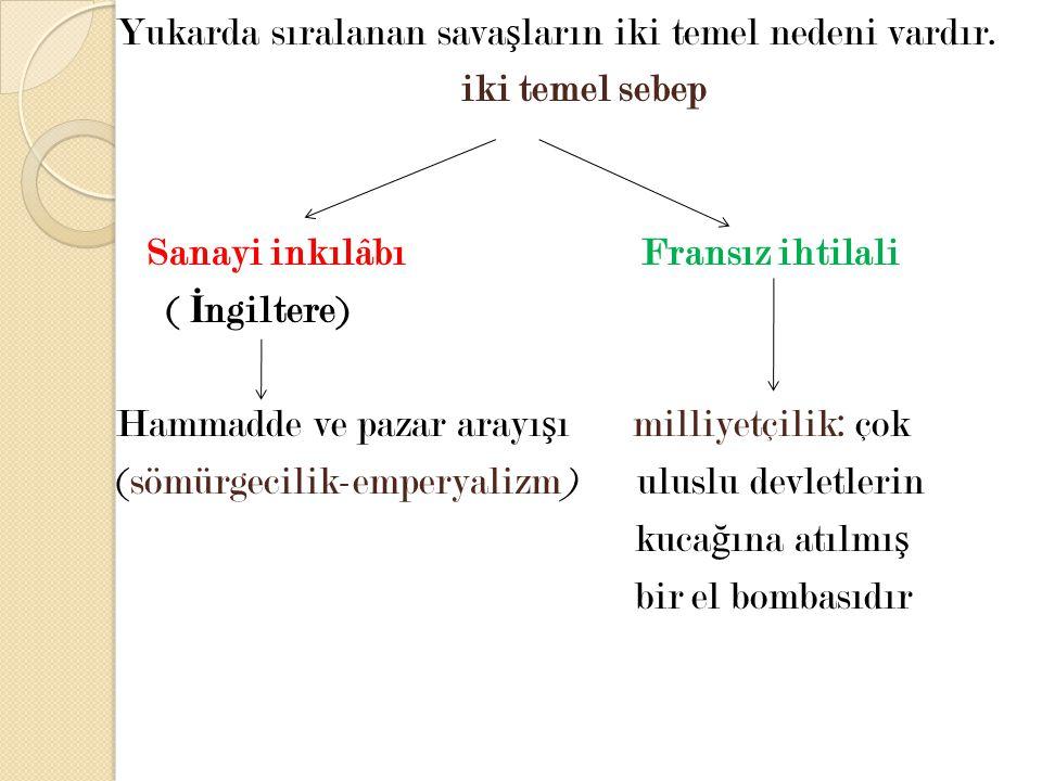1-Heyet-i Temsiliye'nin Amasya genelgesinde kurulması kararla ş tırılmı ş.