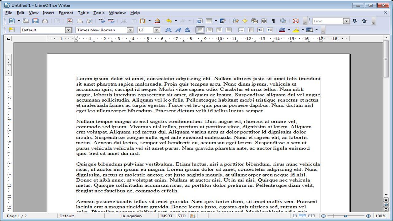 Calc  Microsoft Excel e benzeyen bir hesap tablosu yazılımıdır.