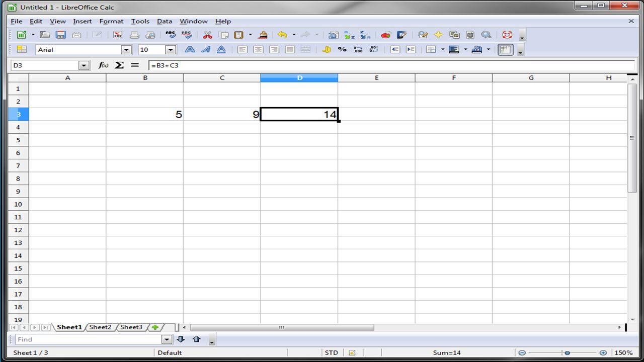 Impress Microsoft PowerPoint e benzer bir sunum yazılımıdır.