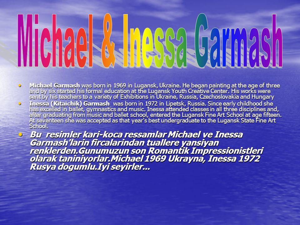 Michael Garmash was born in 1969 in Lugansk, Ukraine.