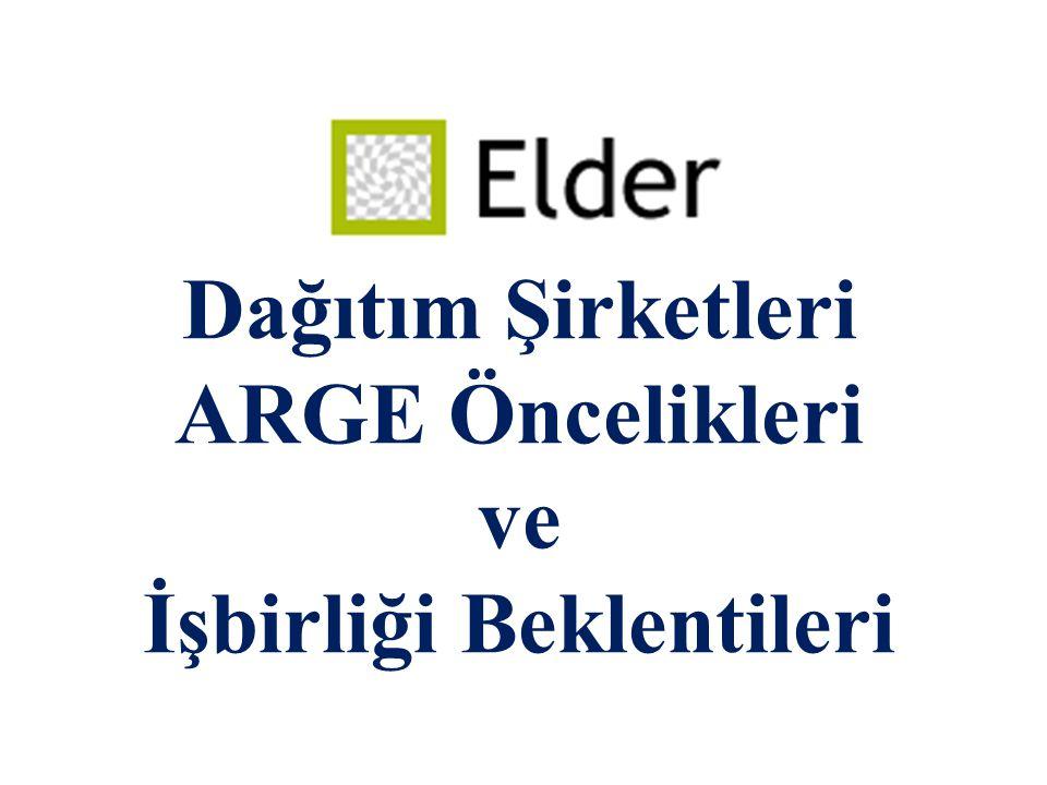 Dağıtım Şirketleri ARGE Öncelikleri ve İşbirliği Beklentileri