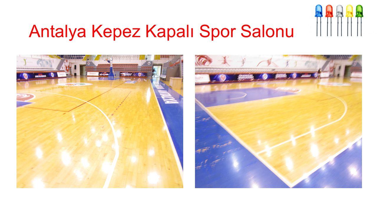 Antalya Kepez Kapalı Spor Salonu