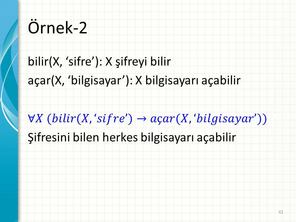 Örnek-2 42