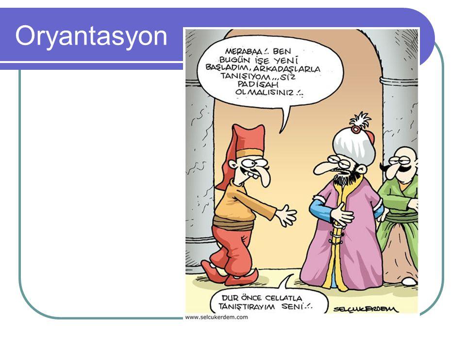 Oryantasyon