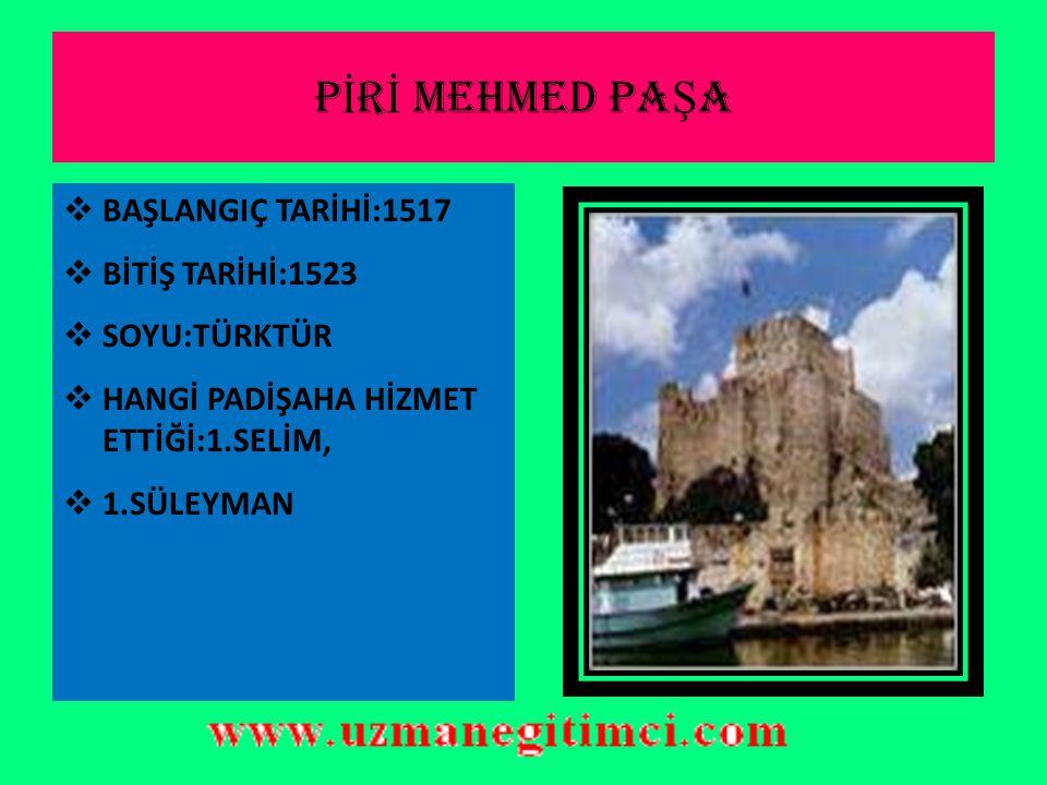YUNUS PA Ş A  BAŞLANGIÇ TARİHİ:1517  BİTİŞ TARİHİ:1517  SOYU:KÖKENİ BİLİNMİYOR  NOTLAR:DEVŞİRME OCAĞINDAN YETİŞMİŞTİR  HANGİ PADİŞAHA HİZMET ETTİĞİ:1.SELİM