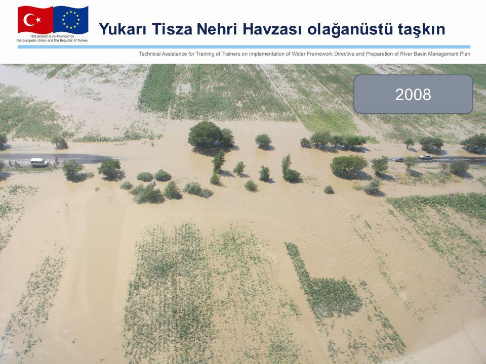 Yukarı Tisza Nehri Havzası olağanüstü taşkın 2008
