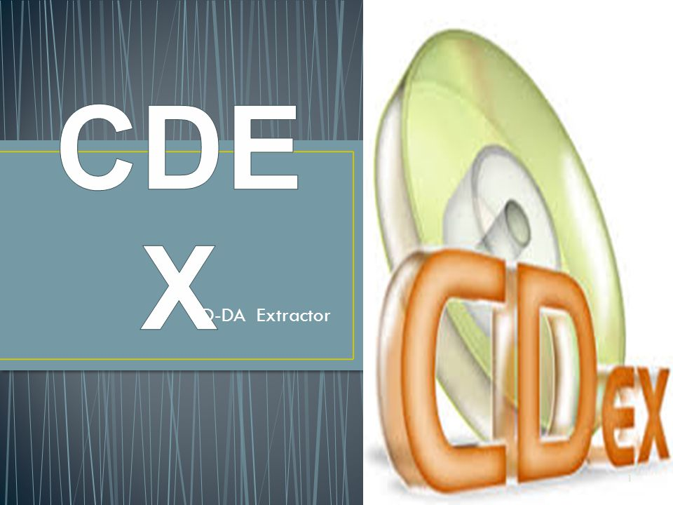 CD-DA Extractor 1