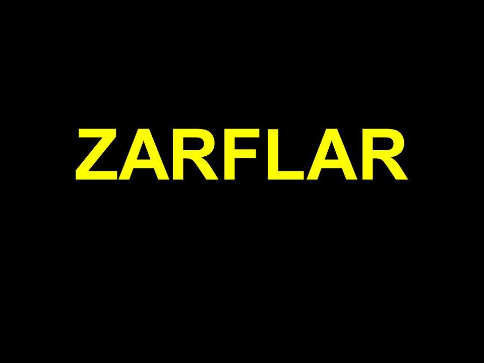 ZARFLAR (BELİRTEÇLER) Sentaktik bağlam, sadece isim soylu kelimelerin nitelendirilmesini değil, çok önemli bir sentaktik unsur olan fiillerin de nitelendirilmesini gerektirmektedir.