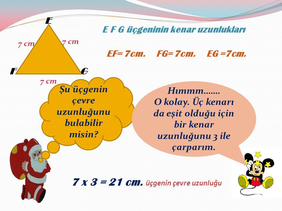 A BC 6 cm. 4 cm.3 cm. A ş a ğ ıdaki üçgen bir ABC üçgendir.