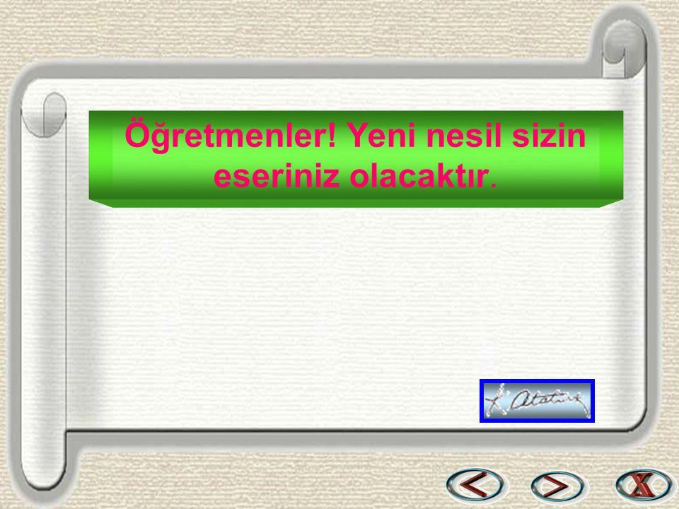 Bir & Bil www.birikimbilisim.com Öğretmenler! Yeni nesil sizin eseriniz olacaktır.