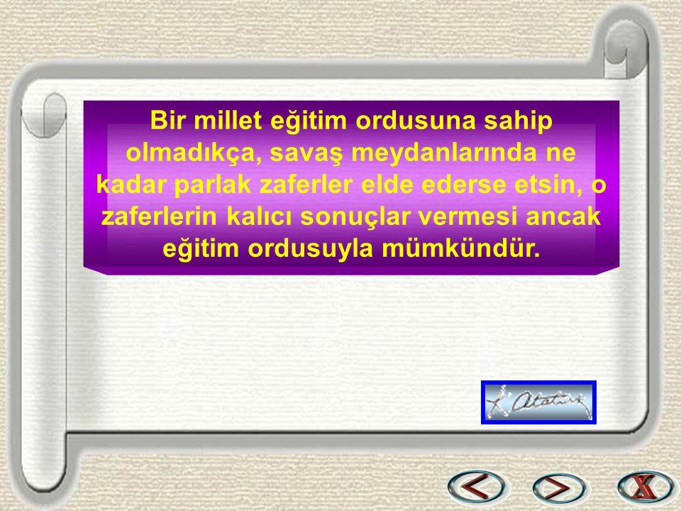 Bir & Bil www.birikimbilisim.com Öğretmenler; Cumhuriyetin fedakar öğretmen ve eğitimcileri, yeni nesli sizler yetiştireceksiniz.