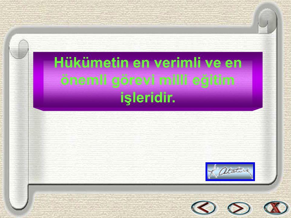 Bir & Bil www.birikimbilisim.com Bir topluluk ulus olabilmek için mutlaka eğiticilere, öğretmenlere muhtaçtır.