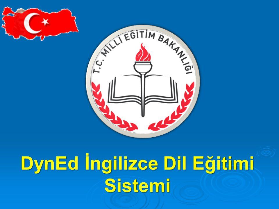 DynEd İngilizce Dil Eğitimi Sistemi