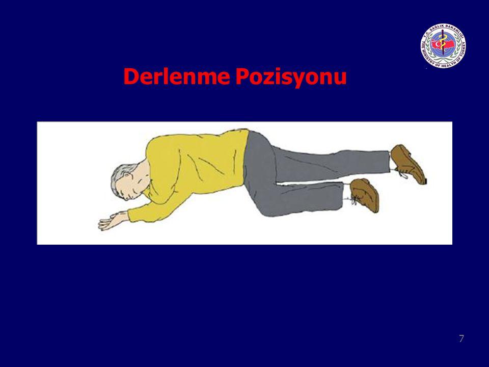 18 D.Defibrilasyon Tanıklı VF arresti kurbanlarında, erken kaliteli bir KPR ve erken defibrilasyon sağ kalım ve hastaneden taburculuk oranlarını anlamlı olarak arttırır.