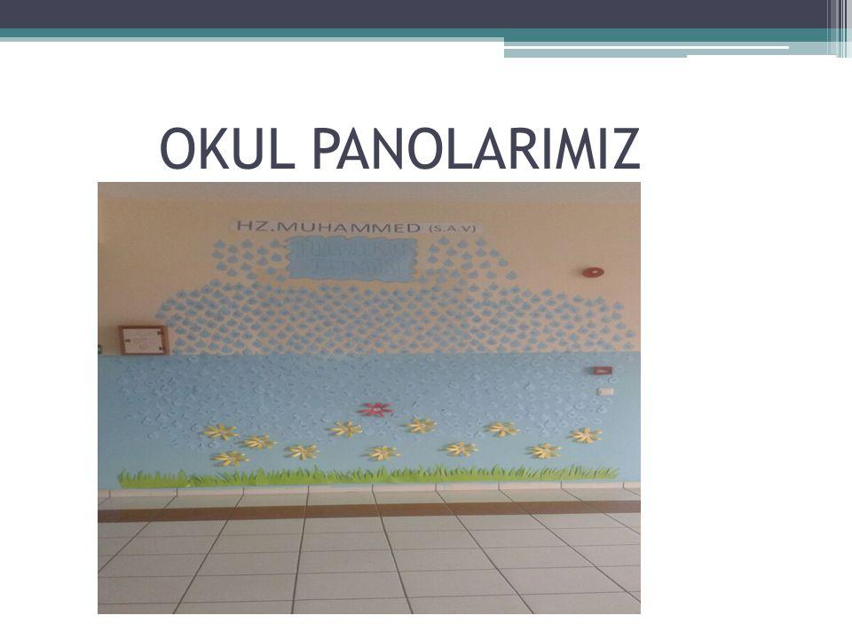 OKUL PANOLARIMIZ