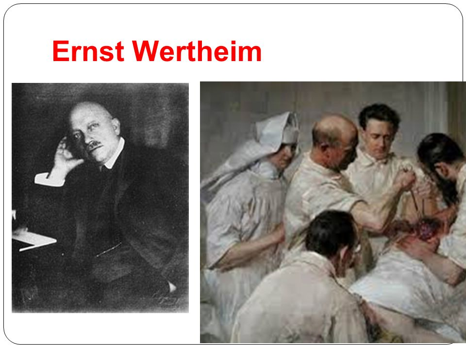 Ernst Wertheim