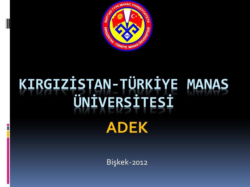 ADEK Bişkek-2012