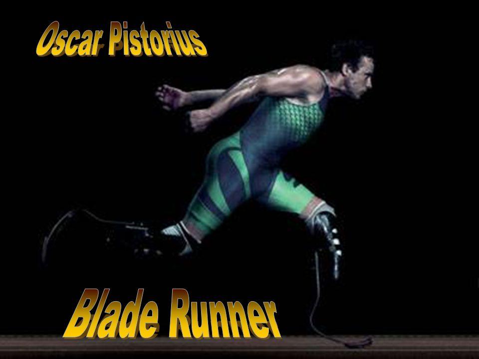 Çelik irade ve boyun eğmeyen kafa Oscar Pistorius