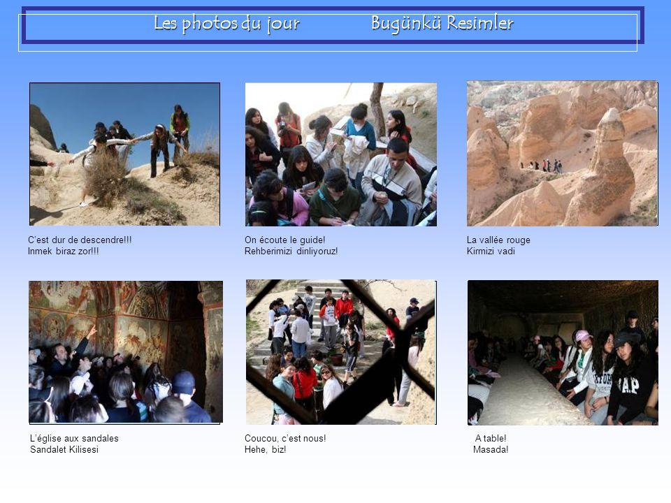 Les photos du jour Bugünkü Resimler Photo L'église aux sandales Sandalet Kilisesi Photo Coucou, c'est nous.